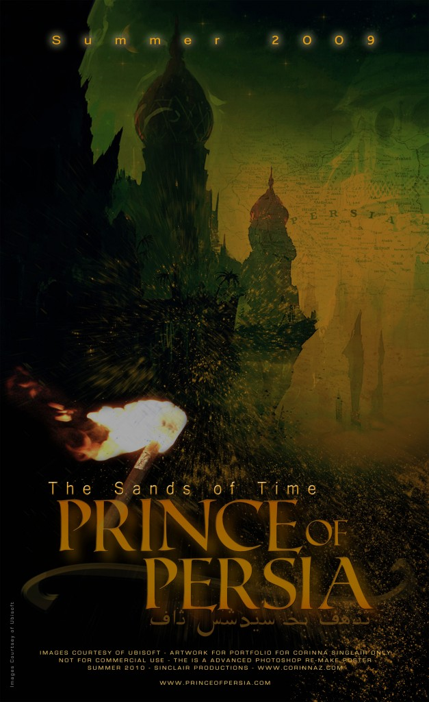 Prince of Persia | Poster Project